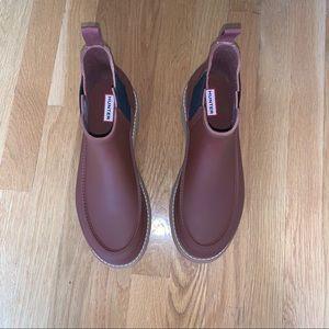 Hunter Shoes - NWT Men's Hunter lightweight Chelsea boots 10